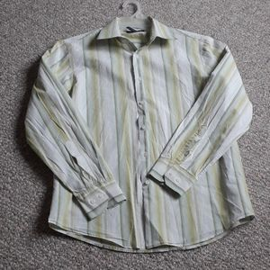 Men's Long Sleeve Blouse